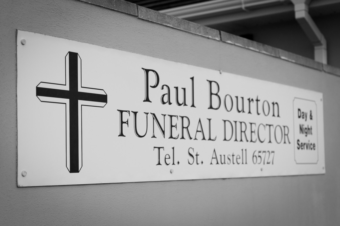 Image result for paul bourton funeral service
